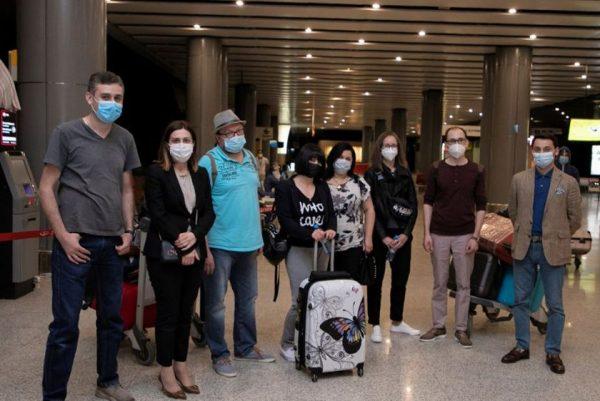 Հայաստանում է ռուս բժիշկների առաջին խումբը