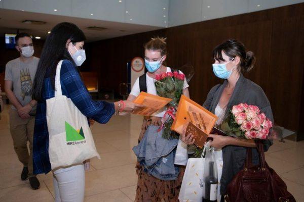 Հայաստանում է ֆրանսիացի բժիշկների 2-րդ խումբը