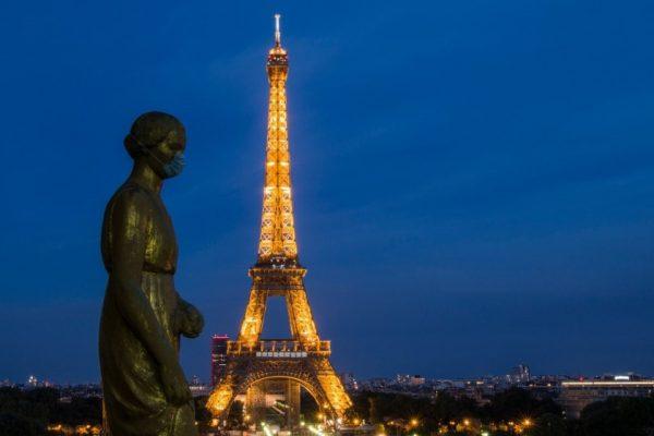 Փարիզի խորհրդանիշ Էյֆելյան աշտարակը վերաբացվել է