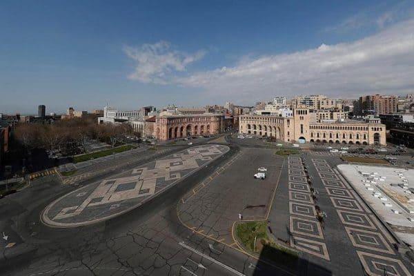 Հայաստանում արտակարգ դրության ժամկետը երկարաձգվեց մինչև հուլիսի 13-ը