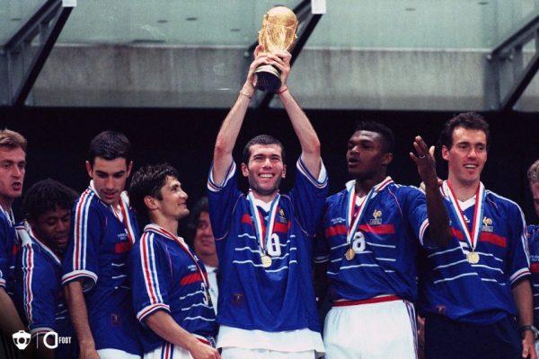 Ֆրանսիական ֆուտբոլի օրը. այսօր են ծնվել Զիդանը, Վիերան և Տիգանան