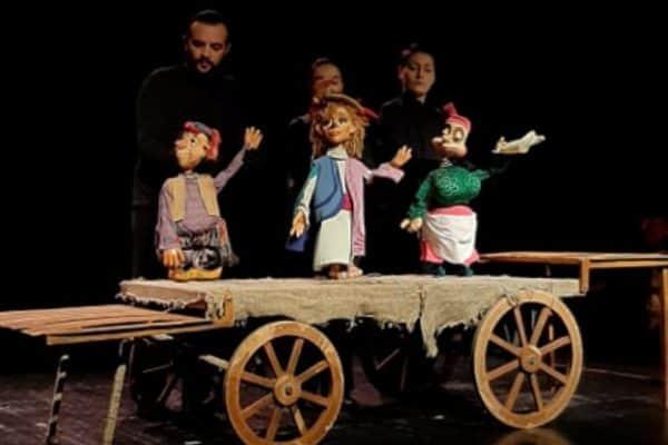 «Երգում են Տիկնիկները»՝ առցանց հաղորդաշար երեխաների համար