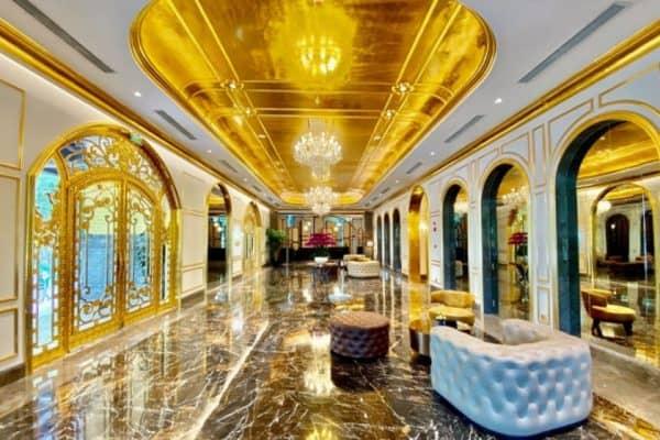 Վիետնամում բացվել է ոսկեպատ հյուրանոց