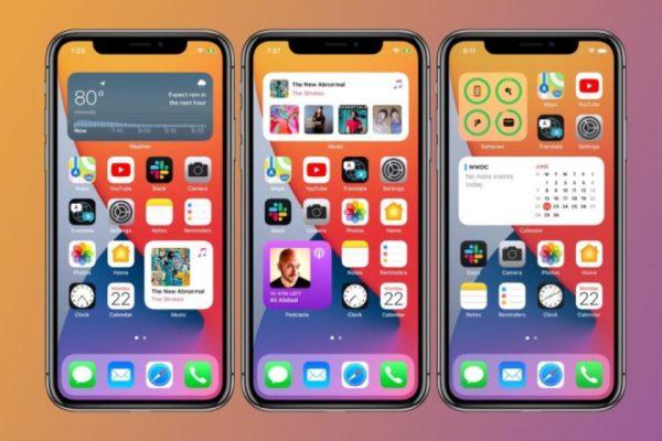 Apple-ը ներկայացրել է նոր iOS 14 օպերացիոն համակարգը