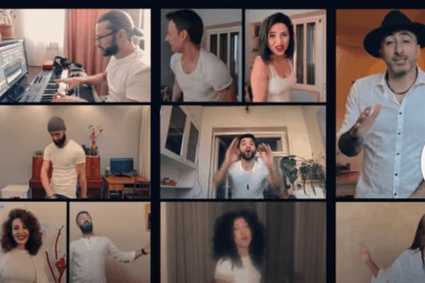 Գժվիր մեզ հետ. երաժշտական պոպուրի Կամերայինցիներից