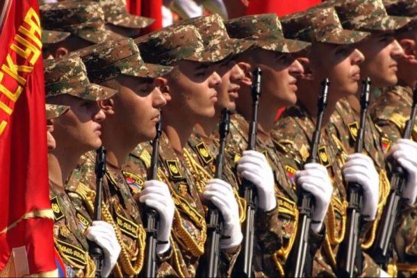 Հաղթանակի 75-ամյակին նվիրված ռազմական շքերթը՝ Մոսկվայում