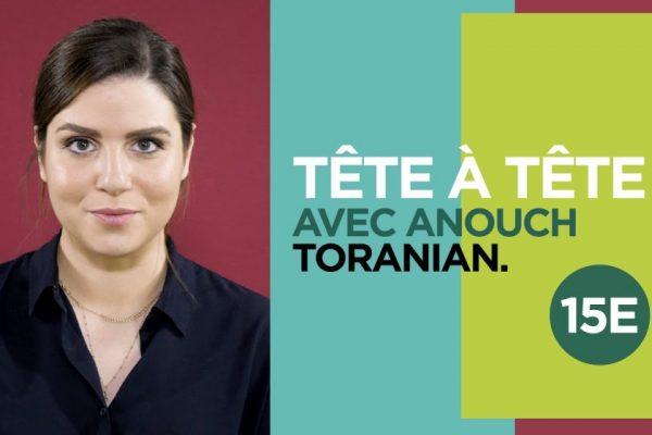 Անուշ Թորանյանն ընտրվել Փարիզի 15-րդ վարչական շրջանի ղեկավար