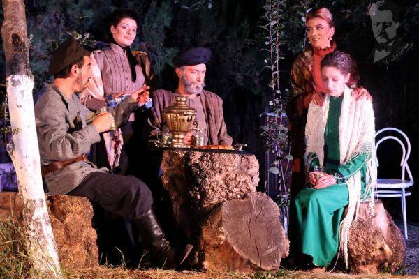 «Խնձորի այգին». առաջնախաղ Վանաձորի դրամատիկական թատրոնում