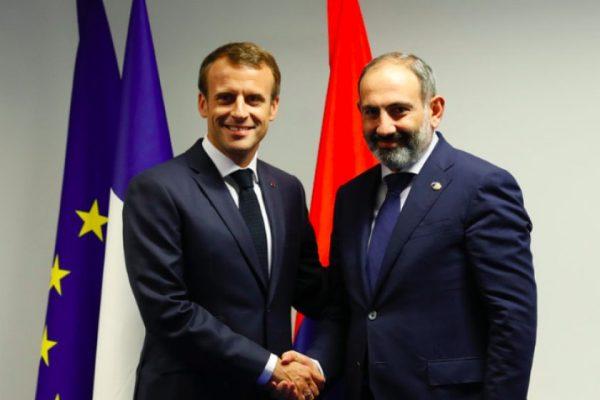 Հայեր, Ֆրանսիան կկատարի իր դերը. Մակրոնը քննադատել է Թուրքիային