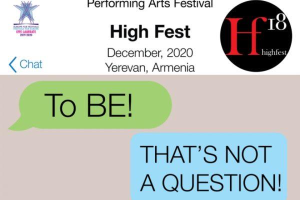 Մեկնարկել է «Հայ Ֆեստ» 18-րդ միջազգային թատերական փառատոնը