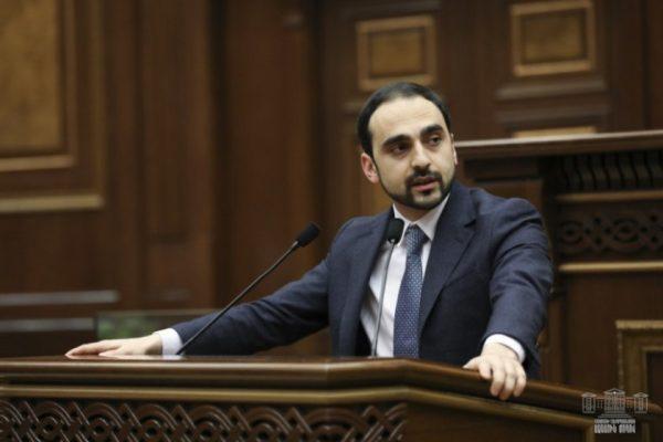 ՀՀ-Ադրբեջան իրավական սահմանը վերջնական կարձանագրվի բանակցությունների արդյունքում