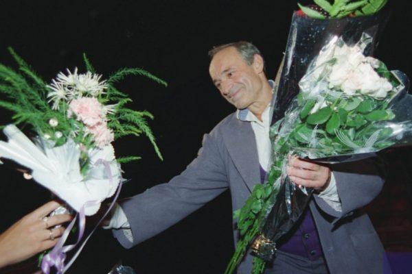 Մահացել է կինոյի և թատրոնի ռուս դերասան Վալենտին Գաֆտը