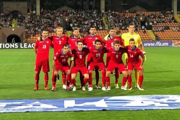 ՖԻՖԱ 2020. Հայաստանի ֆուտբոլի ազգային թիմը պահպանել է դիրքը