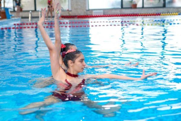 Կայացել է արտիստիկ լողի Հայաստանի առաջնությունը