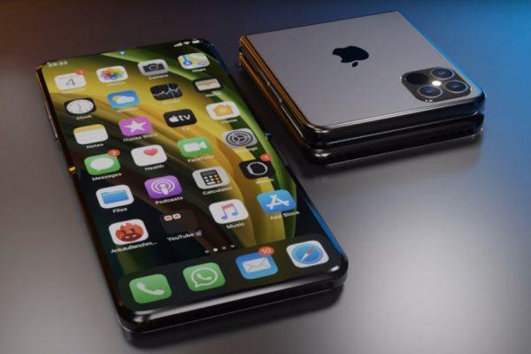 Apple-ը մտադիր է շուկա ներմուծել ծալվող էկրանով հեռախոսներ