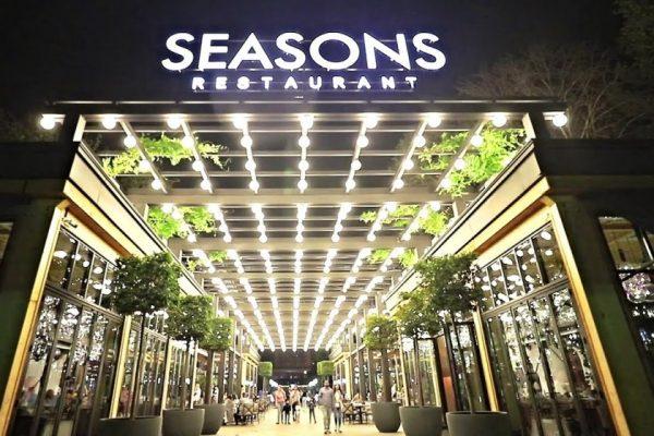 SEASONS ռեստորանն այսուհետ կգործի «Երեմյան Փրոջեքթսի» կազմում